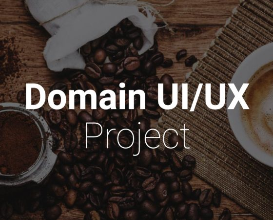 Project : Domain UI/UX