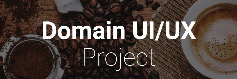 Project : Domain UI/UX